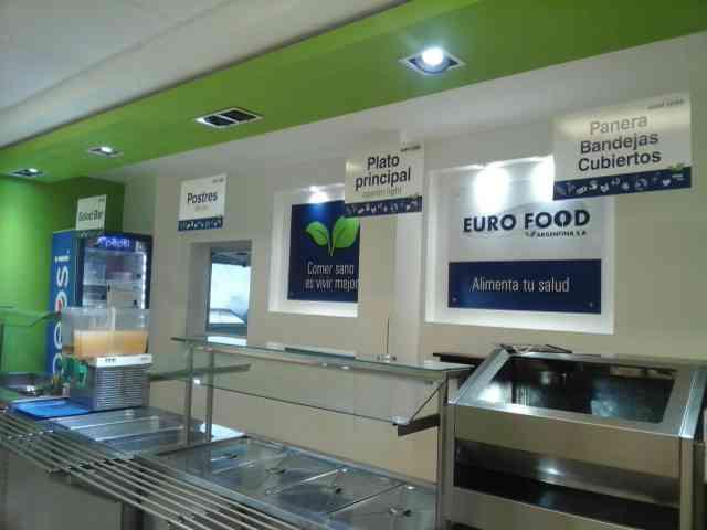 Gastronomía para empresas y comedores industriales. Eurofood ...